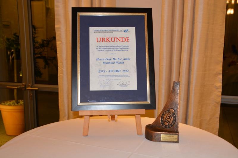 EWS Award